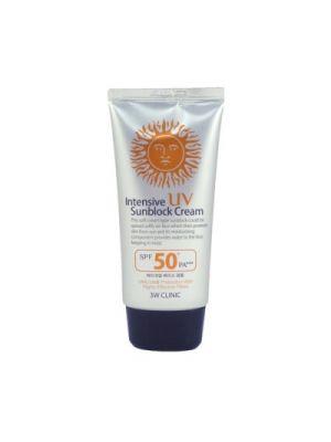 3W Clinic Intenzív UV fényvédő krém SPF50