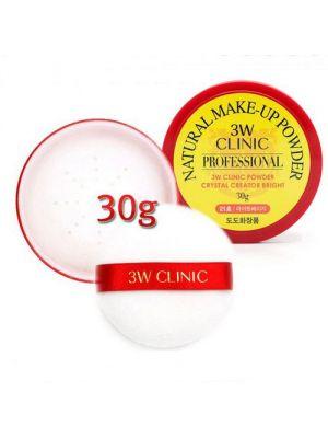 Dodo 3W Clinic Natural Make-up Púder